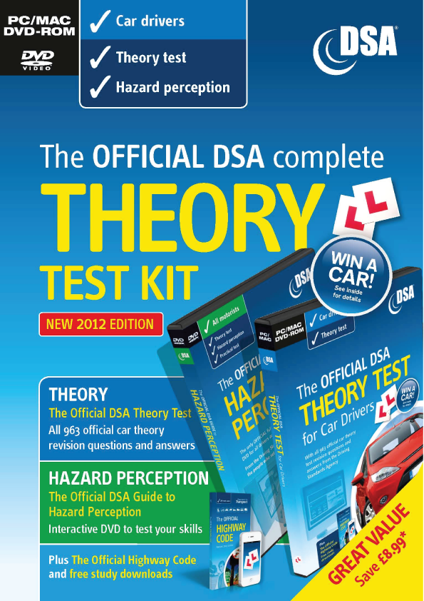 The official dsa theory test for car drivers pdf free download