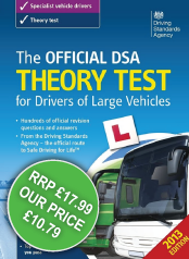 Theory Test for LGV Drivers