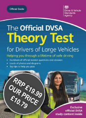 DVSA LGV / PCV Theory Test Book