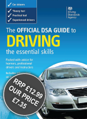 DSA Guide to Driving: The Essential Skills