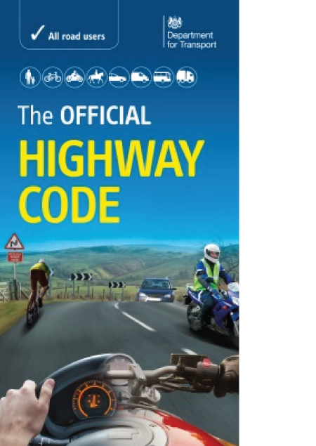 2015 edition Highway Code