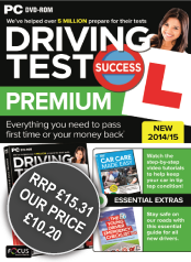Driving Test Success All Tests Premium 2014