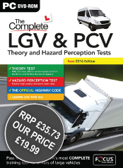 Hazard Perception and Theory Test for LGVs