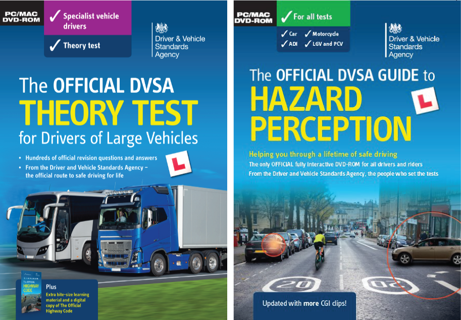Lgv Theory Test Book