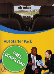ADI 14 Your Road to Becoming a Driving Instructor