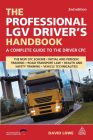 (25 PACK) The Professional LGV Driver's Handbook