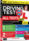 Driving Test Success All Tests 2019 DVD for Cars and Motorcyclists