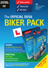 The Official DVSA Biker Pack DVD-ROM & DVD