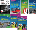 Bus & Coach (PCV) Theory, Hazard and CPC Pack