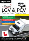 The Complete LGV & PCV Theory & Hazard Perception Tests 2020 PC DVD-ROM