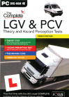 The Complete LGV & PCV Theory & Hazard Perception Tests PC DVD-ROM