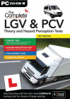 The Complete LGV & PCV Theory & Hazard Perception Tests 2019 PC DVD-ROM