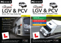 The Complete LGV & PCV Theory, Hazard & Driver CPC Tests Disc Pack