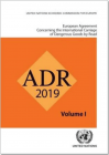 ADR 2019 (European Agreement Concerning the International Carriage of Dangerous Goods by Road)